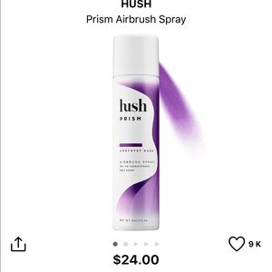 Hush Prism Airbrush Hair Spray